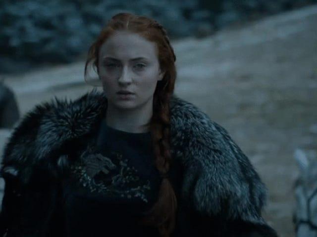 Für die Starks im neuen <i>Game of Thrones</i> Trailer sieht alles elend aus