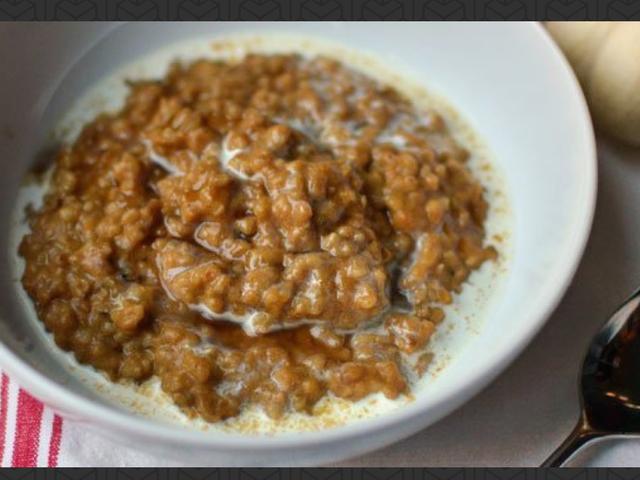 La mejor harina de avena con verduras para una comida rápida y abundante