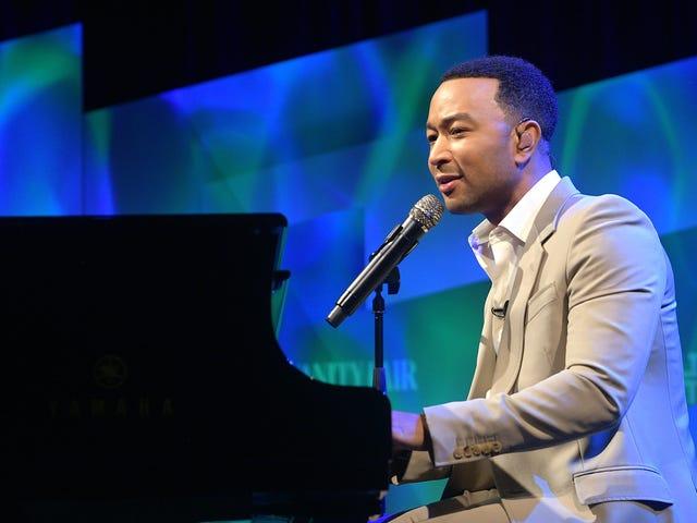 """约翰·莱昂(John Legend)混音""""宝贝,外面很冷"""",将删除有问题的元素并促进同意"""