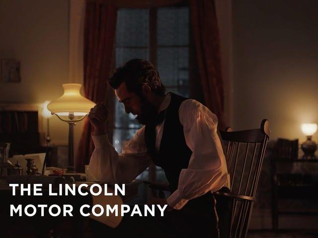 Happy Lincoln's Bday