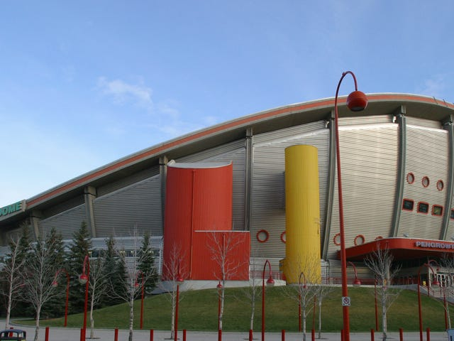 Flames, NHL Claim Team May Move If Calgary Doesn't Give Rich Asshole Millions