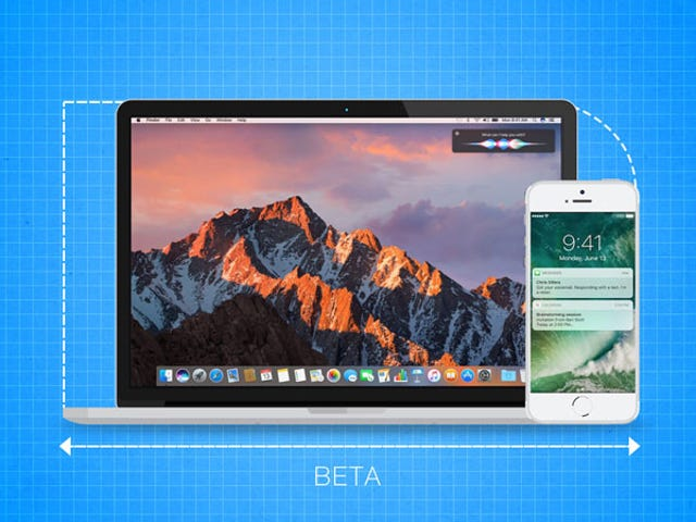 Should I Install the iOS 10 and MacOS Sierra Betas?