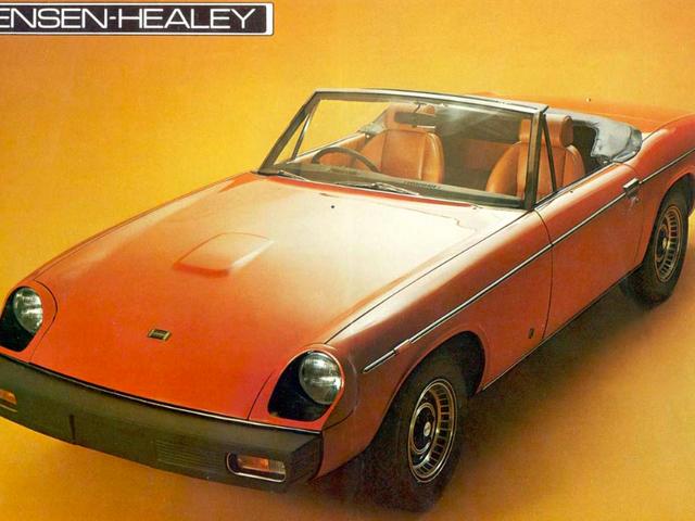 Hier ist ein cooler alter Sportwagen, der nicht genug Liebe bekommt: der Jensen-Healey Mk.  II.  Es ist nicht nur schön, aber es scheint ein…