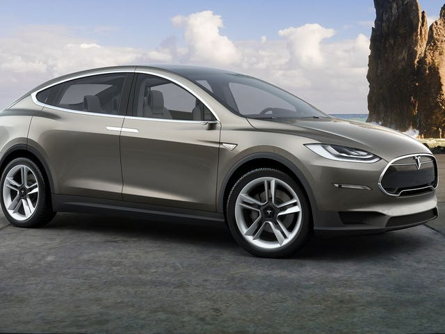 Ford buys one of the first Tesla Model Xs for $200,000