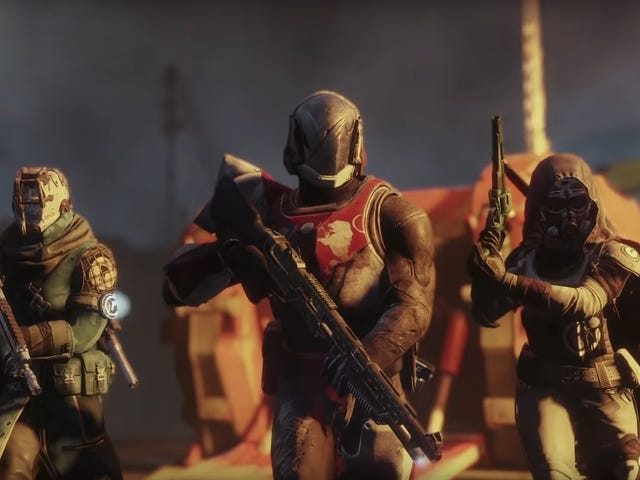 Flaunt your dumb Destiny 2 username with this new Twitter account