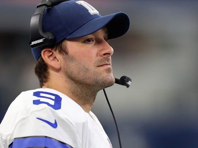 Tony Romo realmente no quiere retirarse todavía