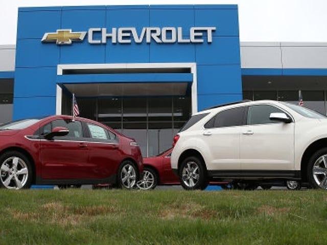 Đây là lý do tại sao các đại lý Chevrolet sẽ không giống như các cửa hàng Tesla