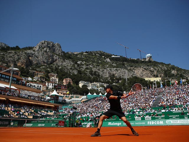 It's Impossible To Take A Bad Photo At The Monte Carlo Masters