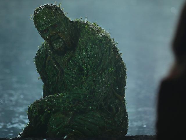 Swamp Things skumle post-kreditter scene kunne have været en stor aftale i et andet univers