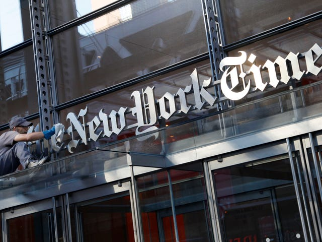 New York Times Endorses Monarchy
