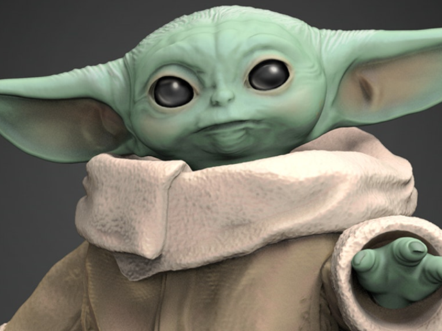 Hasbro Reveals the Baby Yoda Toys You're Looking For