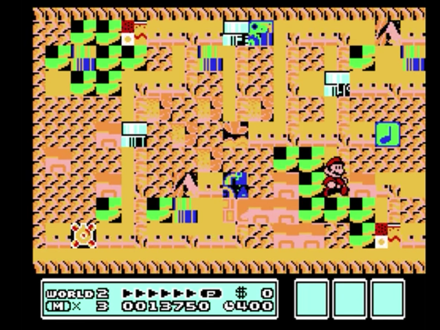 Et kig på <i>Super Mario Bros. 3's</i> Secret Glitch Levels
