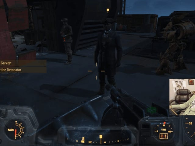 The <i>Fallout 4</i> Survival Permadeath Run Yang Mengubah Preston Garvey Menjadi Monster