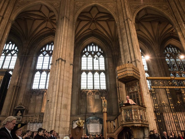 Church of England Apologizes For Saying Only Married Heterosexuals Should Bone