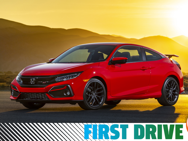 The 2020 Honda Civic Si Is Still A Lot Of Car For $25,000