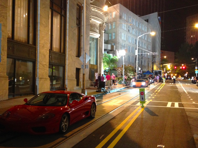 I Got Paid $1,000 To Park My Ferrari On A Movie Set