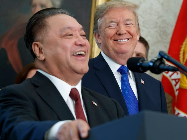 After Bragging About Broadcom Jobs, Trump Kills Its Qualcomm Deal Over 'National Security' Risk