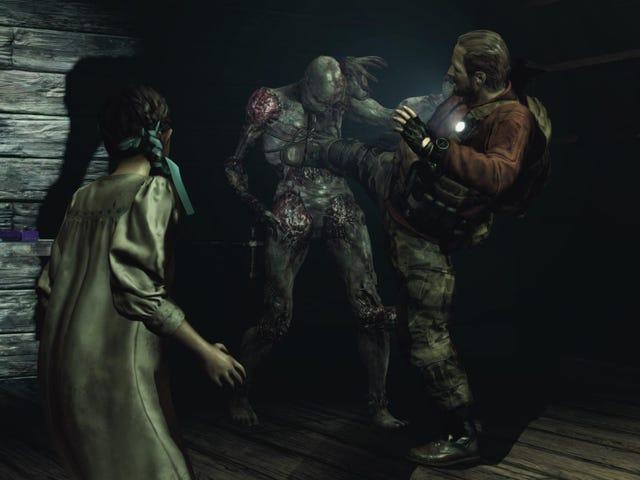 Capcom đã đưa ra một tuyên bố xin lỗi cho phiên bản PC của Resident Evil: Revelations 2 không hav