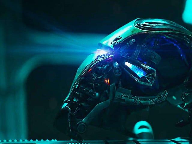 <i>Avengers: Endgame</i> , <i>Age of Ultron</i> Ageron의 새로운 <i>Age of Ultron</i>