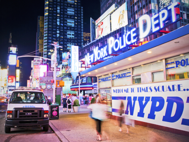 NYPD Caught Editing Wikipedia Articles on Police Brutality