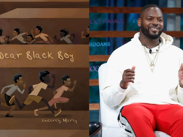 <i>Dear Black Boy</i>: You Can Fly Even If You Can't Run, Shoot or Dribble, Says Martellus Bennett