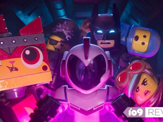 <i>The Lego Movie 2</i> något sätt lever upp till sina omöjliga förväntningar