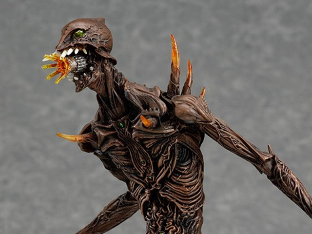 This Miyazaki-Designed Monster Is Now A Fantastic Action Figure