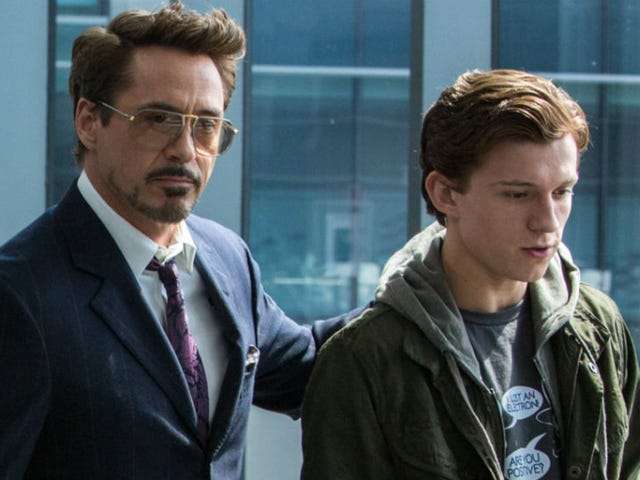 How Spider-Man: Homecoming Balanced Peter Parker's Legacy and Tony Stark's Influence