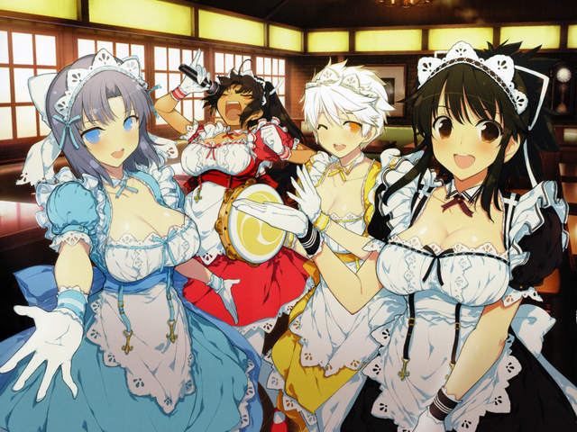 New info about the second season of Senran Kagura is coming in August 2
