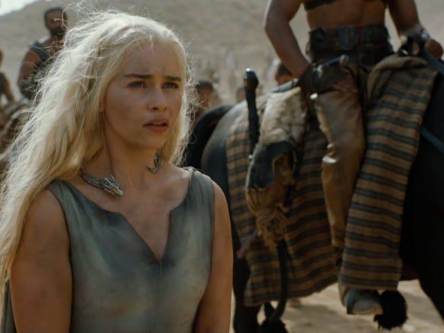 Jual Trik Trailer Anda Di Tempat Lain, Game Of Thrones