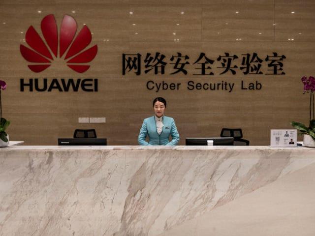 Google dice que el veto a Huawei amenaza la seguridad nacional de EE.UU.  obligando a China a crear un SO inseguro