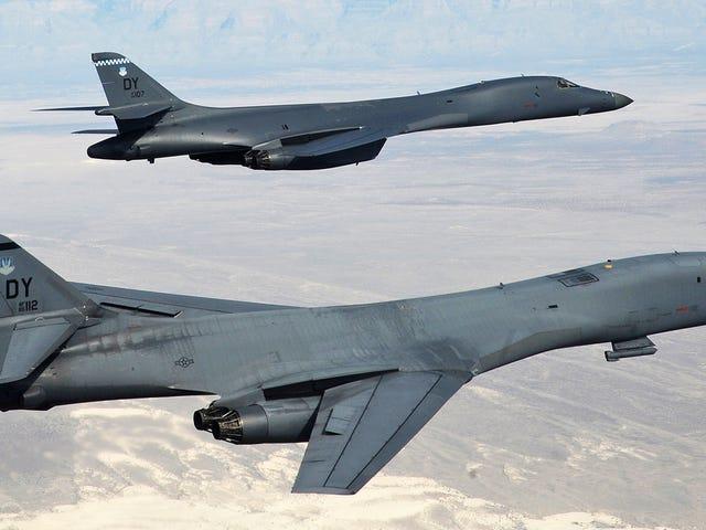De luchtmacht krijgt eindelijk het vliegende arsenaal dat hij nodig heeft