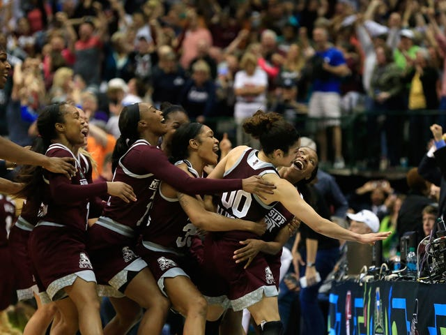 Shot, Chaser: Morgan William And Mississippi State Are Planning Their Encore