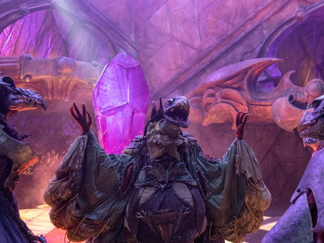 The Dark Crystal: Age of Resistance Is About Climate Change