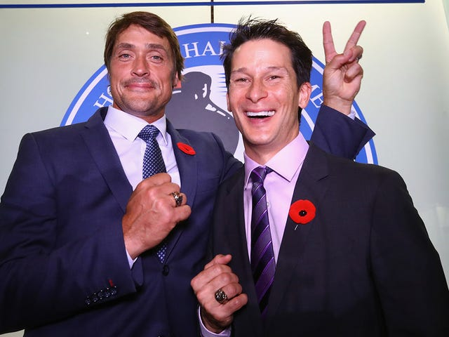 Someone Stole World Championship Rings From The Hockey Hall Of Fame