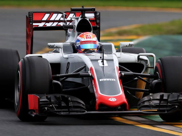 Romain Grosjean pelasi vain Formula One Points America