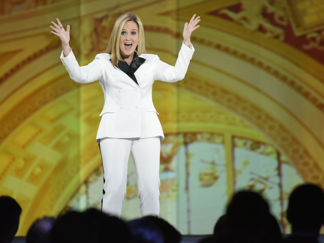 Sam Bee's Not the White House Correspondents' Dinner Was Essential Liberal Escapism