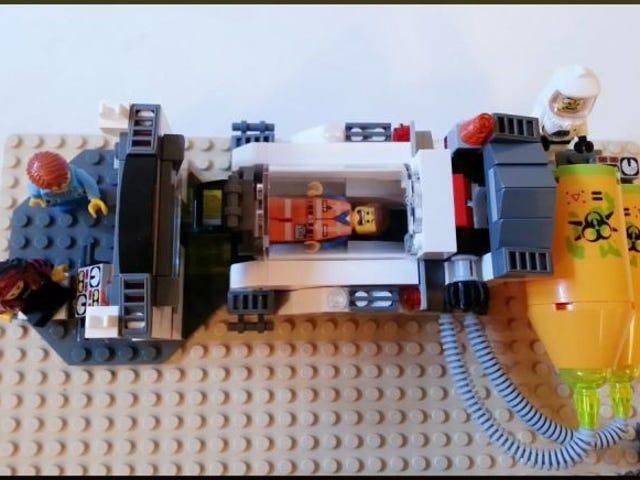 Denne Model MR Set er Lego Hack vi har ventet på