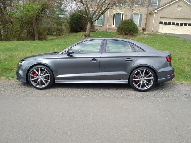 2018 Audi S3: The Opposite Lock Review