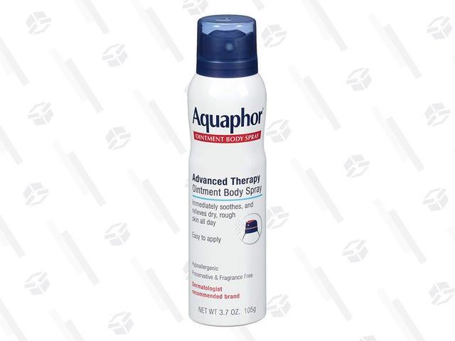 Diese $ 8 Aquaphor-Salbe ist eine Lotion in Sprayform