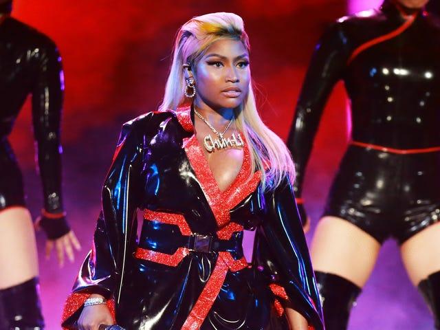 Nicki Minaj Adds Cursed Collaboration With 6ix9ine to <i>Queen</i>Album