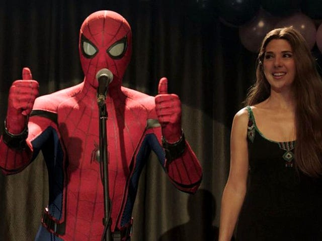 Spider-Man se queda en el MCU: Far From Home acaba de superar la barrera de los mil millones en taquilla