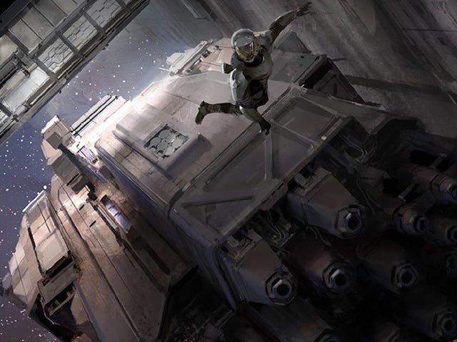Murderbot Struggles to Pass for Human in This Excerpt From Martha Wells' Exit Strategy