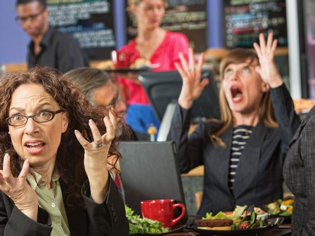 Last Call: Gdzie stoisz na hałasie w restauracji?