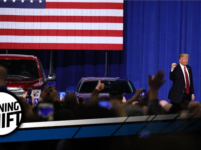 Trump's War On NAFTA Probably Won't Change Anything