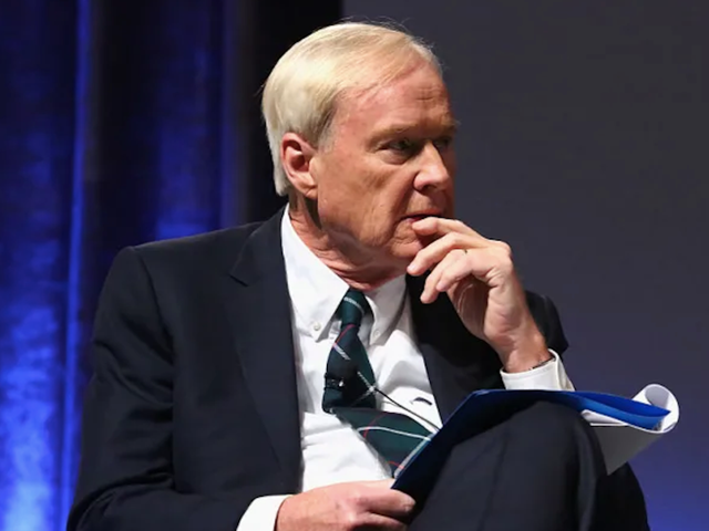 Chris Matthews Says Complaints About His 'Inappropriate' Behavior at MSNBC Were 'Highly Justified'