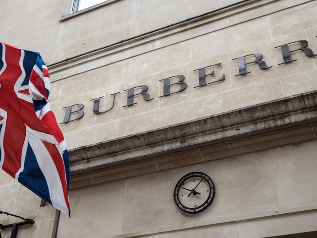 Burberry Vows to Stop Burning Its Own Product and Instead Will Ban Fur