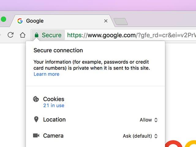 Se acabó: a partir de julio, Google Chrome marcará todas las webs que no usen HTTPS como inseguras