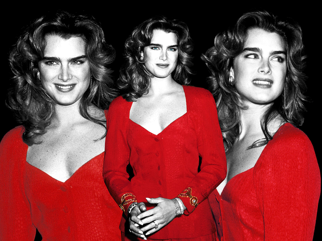 Brooke Shields's Sweetness Was Matched Only By Her Denial