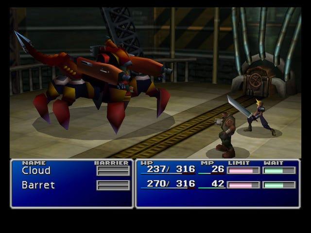 Let's Play <i>Final Fantasy VII</i>On PS4